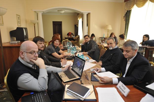 Chişinău, noiembrie 2011. Conferinţa reprezentanţilor consiliilor de presă din Parteneriatul Estic şi Rusia