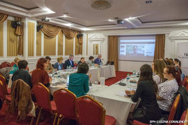 Şedinţa Consiliului de Presă din 6 octombrie 2017 cu participarea studenţilor USM